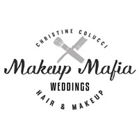 makeup mafia weddings square logo