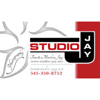 studio jay photography logo square
