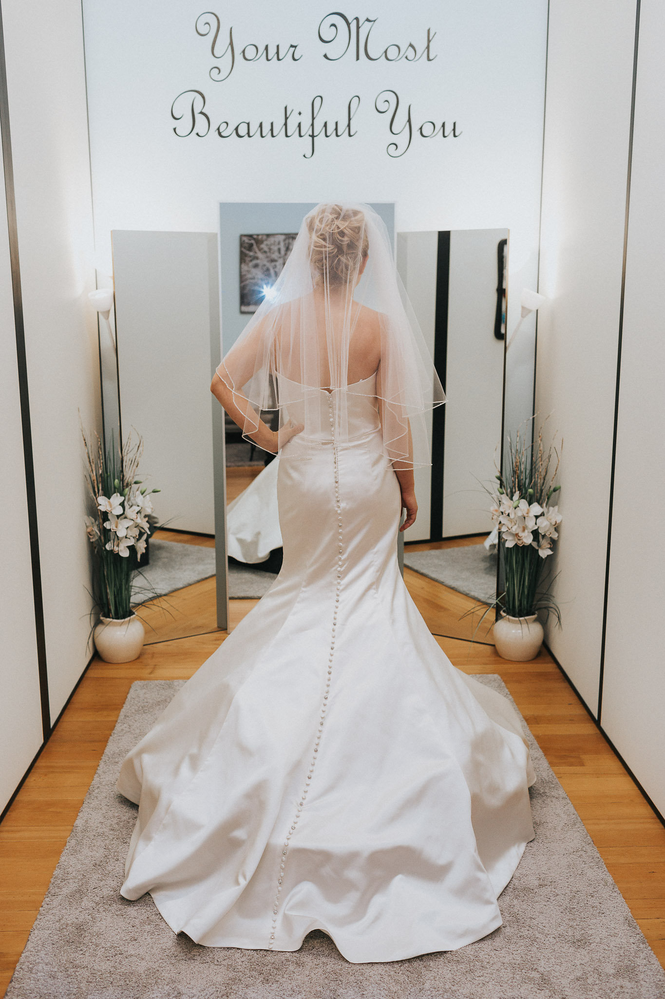 Follow These 4 Steps to Find the Perfect Bridal Gown! - Bend Bridal ...