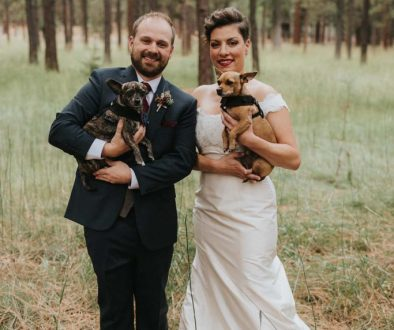 Black Butte Ranch elopement photo